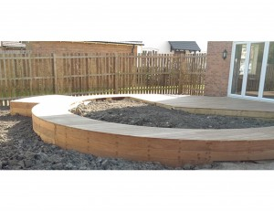 landscaping in melton mowbray