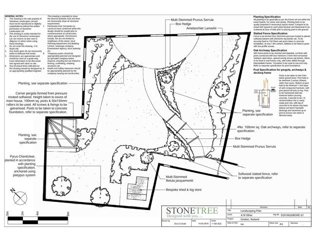 garden design in leicestershire