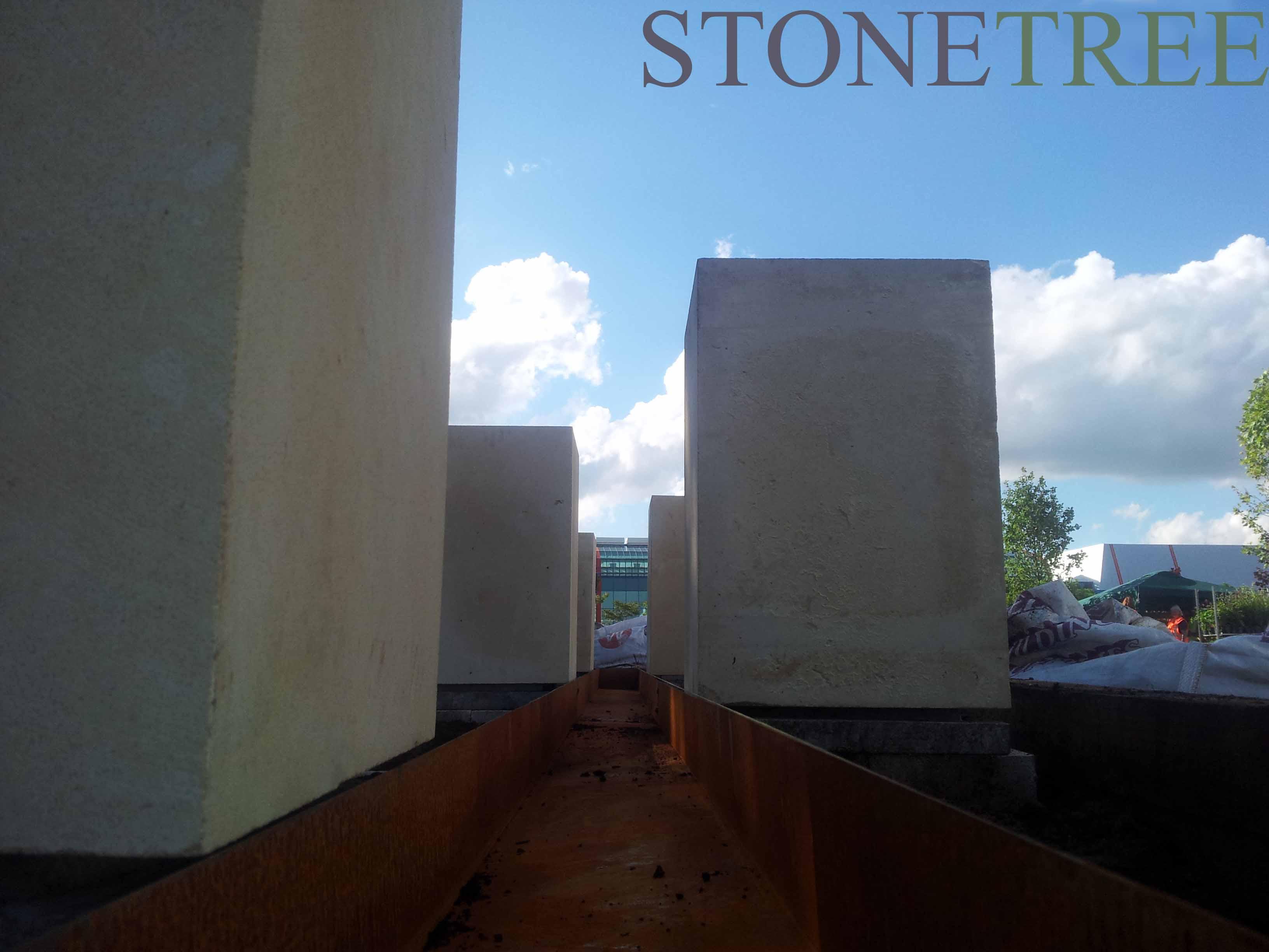 limestone cubes