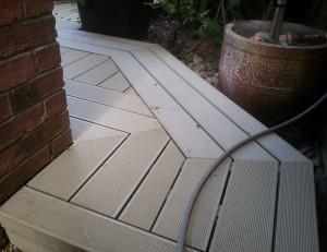 stonetree decking corner