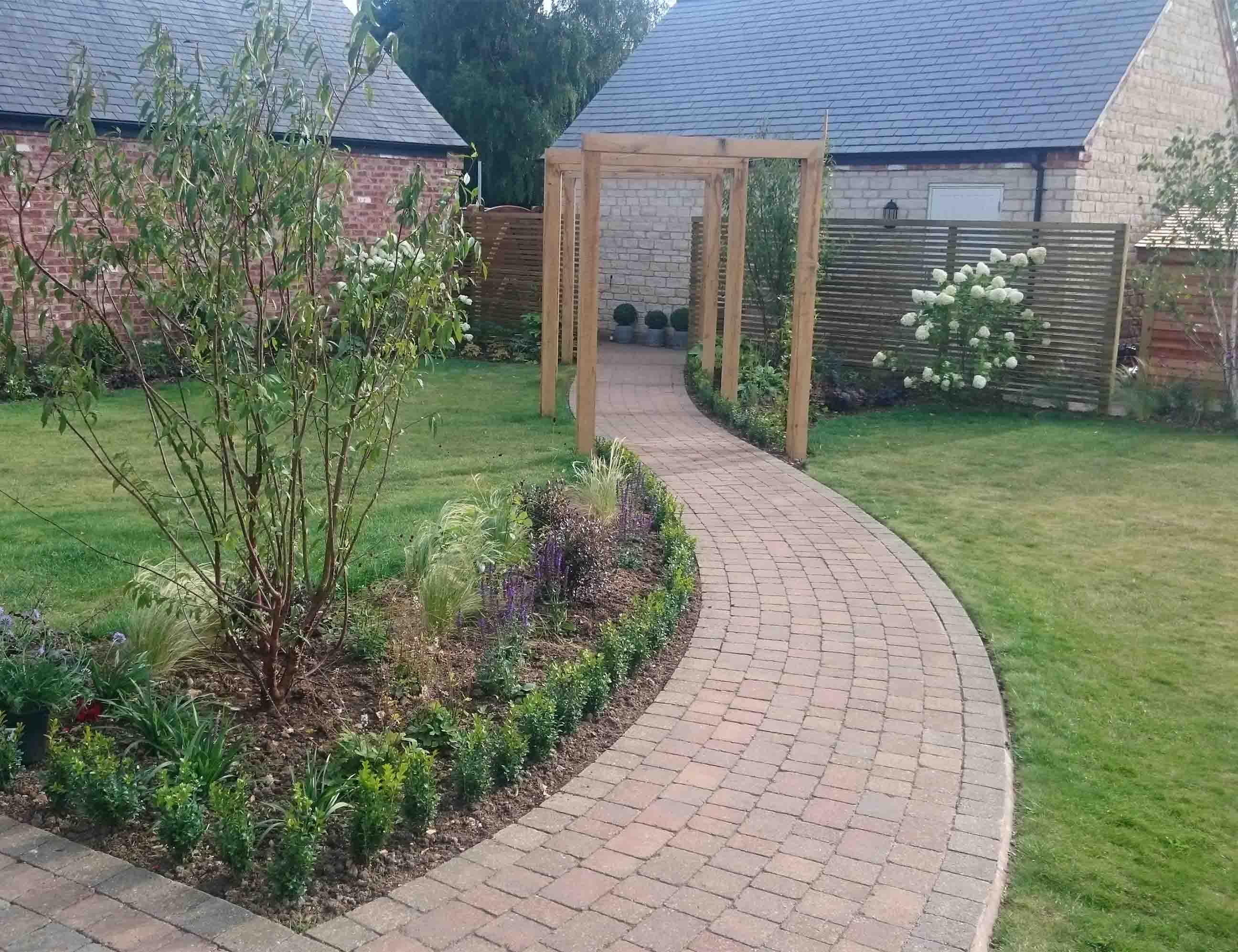 garden design in rutland