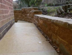 paving landscaping melton mowbray